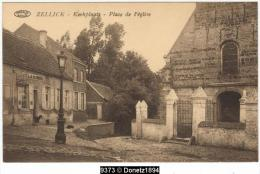 09373g KERKPLAATS - Place De L'Eglise - Zellick
