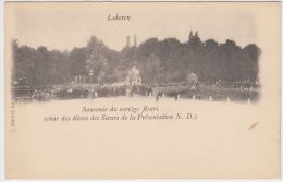 18413g CORTEGE FLEURI - Elèves Des Soeurs De La Présentation - Lokeren - Lokeren