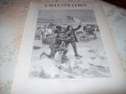 L'ILLUSTRATION 10 MARS 1894 : FRANCE AU SOUDAN - FINLANDE - CYCLONE A MADAGASCAR - - 1850 - 1899