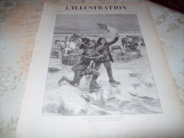 L'ILLUSTRATION 10 MARS 1894 : FRANCE AU SOUDAN - FINLANDE - CYCLONE A MADAGASCAR - - Journaux - Quotidiens