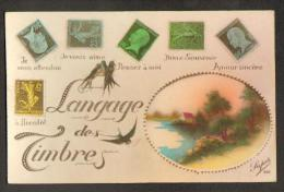 Fantaisie - Timbres - Langage Des Timbres - Timbres (représentations)