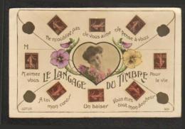 Fantaisie - Timbres - Langage Du Timbre - Timbres (représentations)