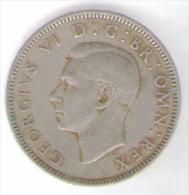 GRAN BRETAGNA 1 SHILLING 1948 - 1902-1971 : Monete Post-Vittoriane