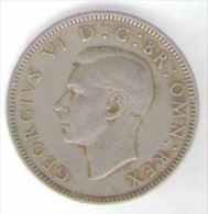 GRAN BRETAGNA 1 SHILLING 1948 - I. 1 Shilling