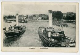 OPPELN - Oderpartie - Animée, Bateau, Voir Scan - Polen