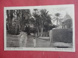 Vieux Biskra Marabout De Sidi Lassen   Not Mailed   1022 - Biskra