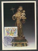 1998 Portogallo, Europa , Serie Completa - Maximum Cards & Covers