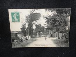 Langrune - Sur - Mer :  Bohèmiens , Romanichels ,au Village Du Petit Chapeau.  2 Scans. - Sonstige Gemeinden