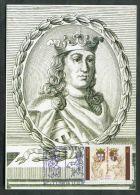 1997 Portogallo, Trattato Alcanises , Serie Completa - Maximum Cards & Covers