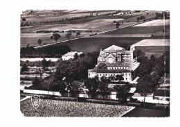 11 PROUILLE (envs Fanjeaux) Eglise, Monastère, Vue Générale Aérienne, Ed TAM, CPSM 10x15, 1964 *** ETAT *** - Non Classés