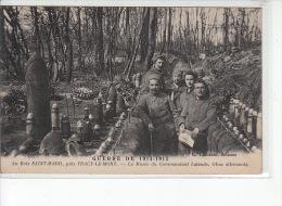 Au Bois SAINT-MARD, Près TRACY-LE-MONT - Le Musée Du Comdt Lavande - Obus Allemands - Guerre De 1914-15 - Très Bon état - Andere Gemeenten