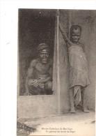 AFRIQUE---NIGER----MISSION CATHOLIQUE DU BAS-NIGER --un Pêcheur Des Bords Du Niger--2  Scans - Niger