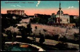 CPA - Constantinople - Yildiz - Kiosque - Turkey
