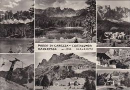 ITALY - PASSO DI CAREZZA - COSTALUNGA MULTI VIEW - Italy