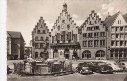 GERMANY - FRANKFURT AM MAIN.  VINTAGE CARS - Postcards