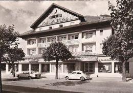 GERMANY -GARMISCH -PARTENKIRCHEN -HOTEL ROTER HAHN - Allemagne