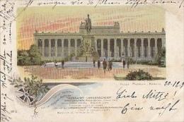 CPA BERLIN- ALTES MUSEUM, STATUE - Autres