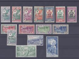 Inini. Timbres Divers - Inini (1932-1947)