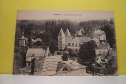 BRETEUIL -vue Generale De L'abbaye - Breteuil