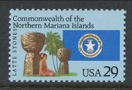 USA 1993 Scott 2804. Mariana Islands, MNH ** - Nuevos
