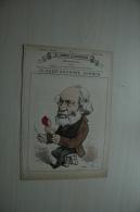 Claude Anthime CORBON, Sculpteur, Caricature De Gill, Vers 1877, Les Hommes D´aujourd´hui ; Ref 389 G01 - Stiche & Gravuren