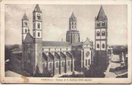 VERCELLI - Chiesa Di S. Andrea - Vercelli