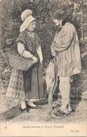 Anciens Costumes De Paysans Normands - Folklore NORMANDIE - France