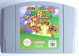 JEU NINTENDO 64 - SUPER MARIO 64 - Nintendo 64