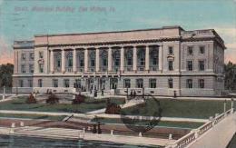 Iowa Des Moines Municipal Building - Des Moines