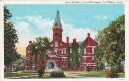 Iowa Des Moines Main Building Drake University - Des Moines