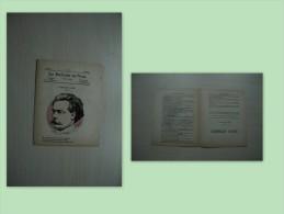 Germain CASSE, Paris XIV, Le Bulletin De Vote, Caricature De GILL, Vers 1877 ; Ref 388 G01 - Estampes & Gravures