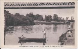 CIVRAY SUR CHER  La Vallée Du Et Le Pont - Autres Communes