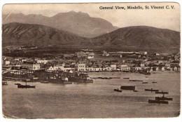 CABO VERDE-CAP VERT - GENERAL VIEW MINDELLO,ST.VINCENT - Capo Verde