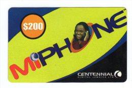 JAMAIQUE CARAIBES PREPAYEE MIPHONE 200$ - Jamaïque