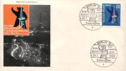 Germany / Berlin - Mi-Nr 232 FDC  (s352) - Berlin (West)