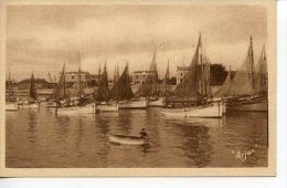 Ile D´Oléron : La Côtinière : Le Port - N°24 Photo Gransart Edit Arjac - Ile D'Oléron