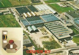 GISPEN  130 AV LOUISE 1050 BRUXELLES - Industrie