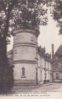 Cp , 85 , SAINT-CYR-en-TALMONDAIS , Château De La Cour D'Aron - Moutiers Les Mauxfaits