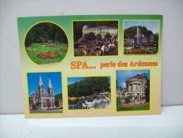 "Perle Des Ardennes""Spa"" ""Edinburgh"" (Belgio) - Spa"
