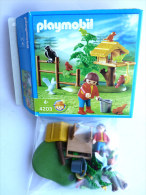 PLAYMOBIL BOITE 4203 Enfant avec ces oiseaux (2)