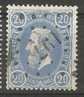 31  Obl  197 Jemeppe (+30)   2 - 1869-1883 Léopold II