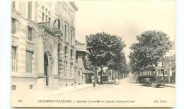 63* CLERMONT FERRAND Av Croix Morel - Lycee Jeanne D'arc - Clermont Ferrand
