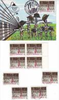 1053t: Österreich 1988, Finis Austriae, Maximumkarte Plus **/o Briefmarken - WW2