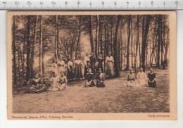 Fribourg - Pensionnat Jeanne D'Arc, Forêt Attenante (1913) - FR Fribourg
