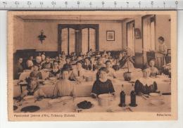 Fribourg - Pensionnat Jeanne D'Arc, Réfectoire (1913) - FR Fribourg