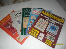 LOT De 5 Catalogues (DIVERS) T/ BON ETAT - Tijdschriften: Abonnementen