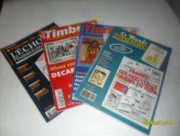 LOT De 4 Catalogues (DIVERS) T/ BON ETAT - Frans