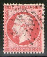 N°24 Oblitéré      - Cote 60€ -