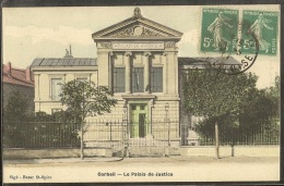 - CPA 91 - Corbeil, Le Palais De Justice - Corbeil Essonnes