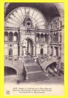 * Antwerpen - Anvers - Antwerp * (G. Hermans, Nr 428) Intérieur De La Gare Centrale, Salle Des Pas Perdus, Escalier, CPA - Antwerpen